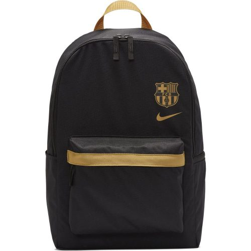 Nike FC Barcelona Rugzak Zwart Goud
