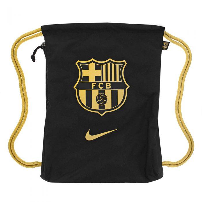 Nike FC Barcelona Gymtas Zwart