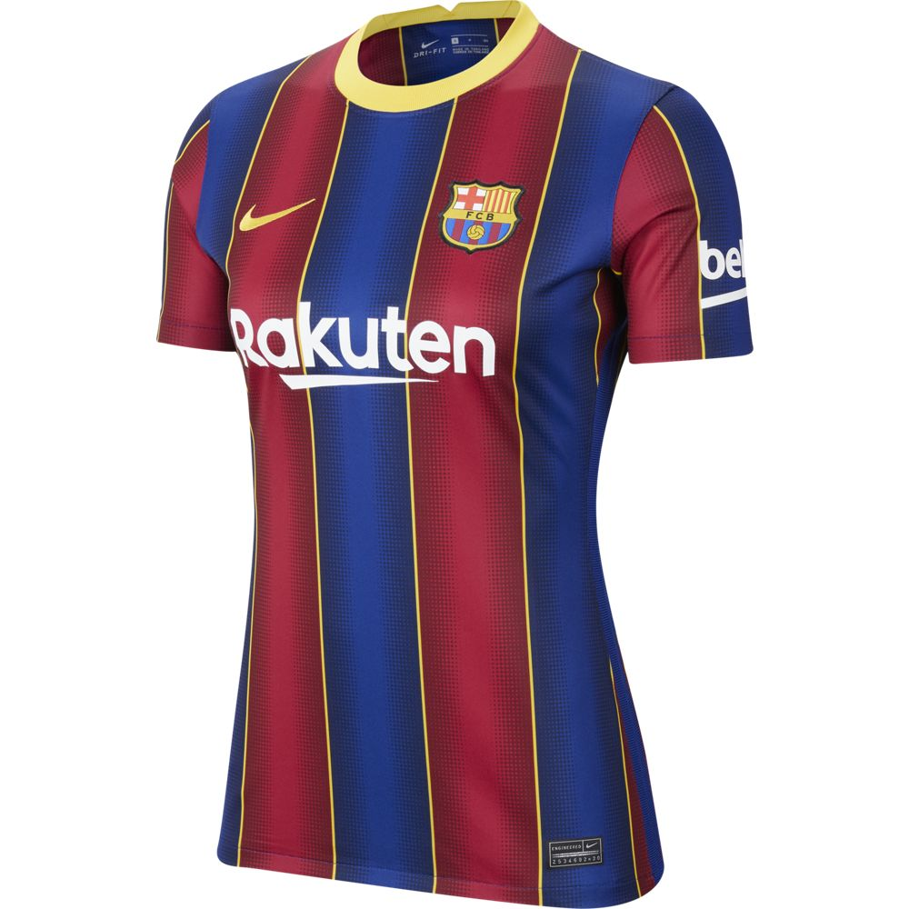 Nike FC Barcelona Thuisshirt 2020-2021 Vrouwen