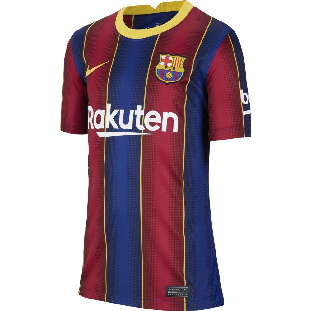 Nike FC Barcelona Thuisshirt 2020-2021 Kids