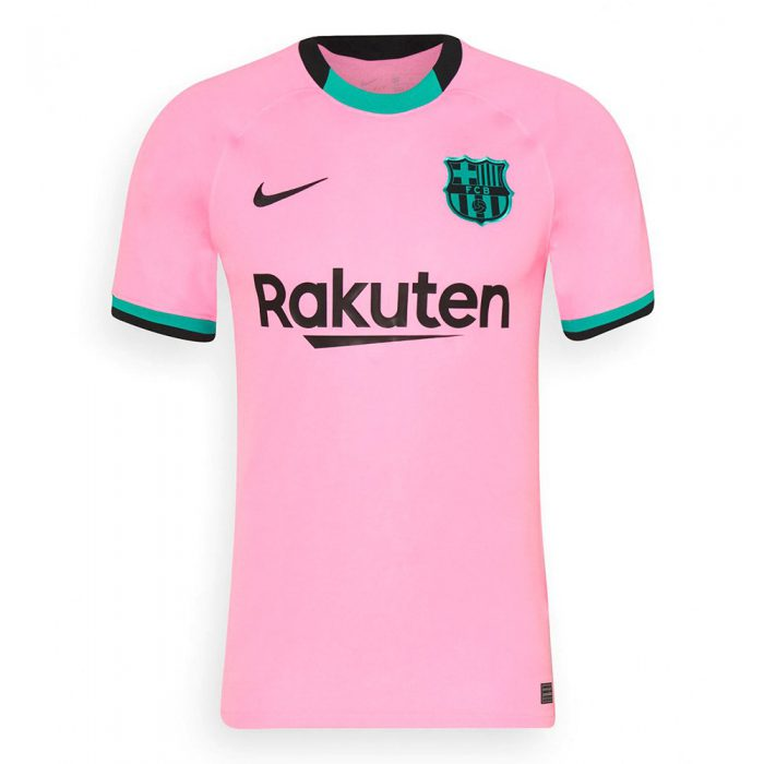Nike FC Barcelona 3rd Shirt 2020-2021 Kids