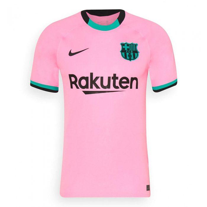 Nike FC Barcelona 3rd Shirt 2020-2021