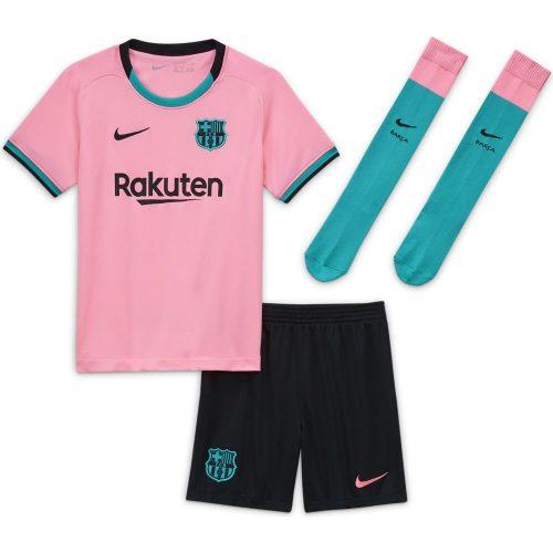 Nike FC Barcelona 3rd Minikit 2020-2021
