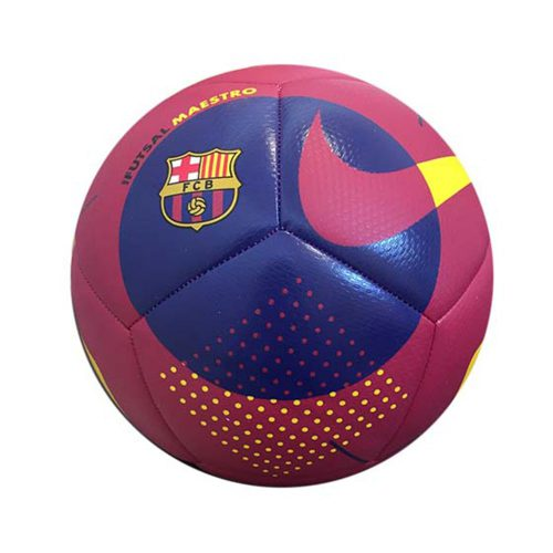 Nike FC Barcelona Zaalvoetbal Maat 4 Maestro Rood