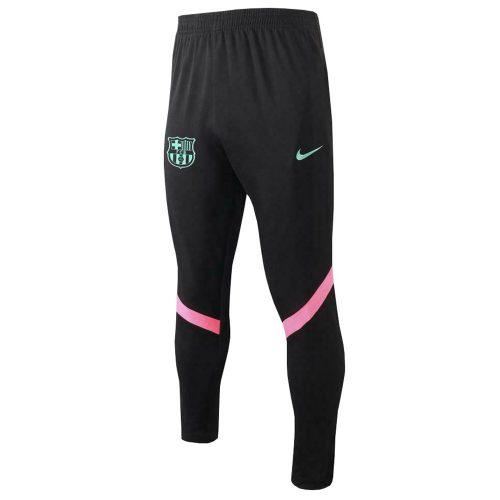 Nike FC Barcelona Dry Strike Trainingsbroek KP 2020-2021 Kids Zwart